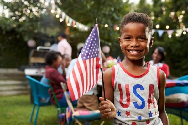 July 4th - Celebrating America's Birthday